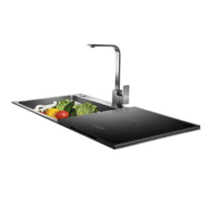 FOTILE 方太  JBSD2T-K3A 嵌入式水槽洗碗机 7套 黑色