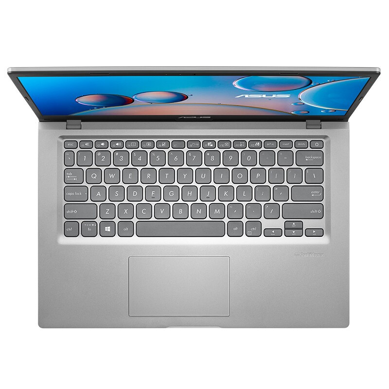 ASUS 华硕 VivoBook系列 VivoBook14 V4200 14英寸 笔记本电脑 酷睿i5-1035G1 8GB 512GB SSD MX330 冰钻银