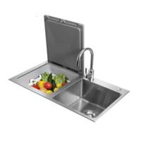 FOTILE 方太 JPSD2T-CJ03L 嵌入式水槽洗碗机 8套 黑色