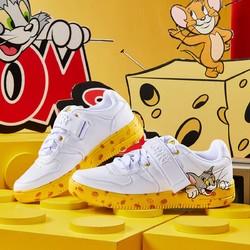 XTEP 特步 猫和老鼠联名 980119316606 男子板鞋