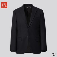 UNIQLO 优衣库 +J 436074 男士纯羊毛西服