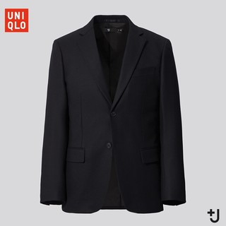 UNIQLO 优衣库 Jil Sander(+J)联名 436074 男士纯羊毛西服