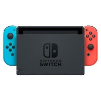 红蓝主机+马力欧卡丁车8新品限量套装 Nintendo Switch 任天堂 国行红蓝主机套装家用体感游戏机掌机