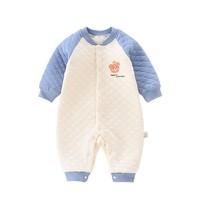 CLASSIC TEDDY 精典泰迪 婴儿夹棉连体衣