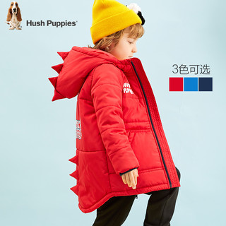 Hush Puppies 暇步士 儿童保暖棉服