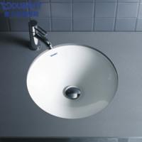 Duravit 德立菲 Architec 046840 圆形台下盆洗手盆