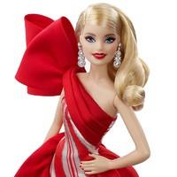 Barbie 芭比娃娃之珍藏版 节日娃娃