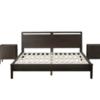 8H大师系列现代全实木床1.5m北欧轻奢双人床1.8米主卧大床小米生