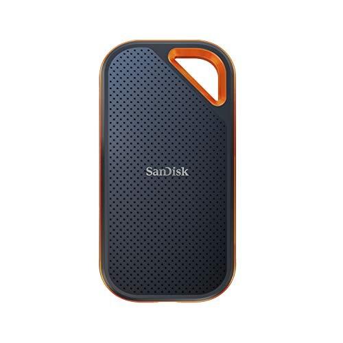 中亚prime会员 : SanDisk 闪迪 至尊超极速 Pro版 NVMe 移动固态硬盘 2TB
