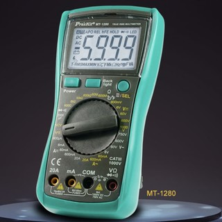 Pro'skit 宝工 MT-1280数字万用表