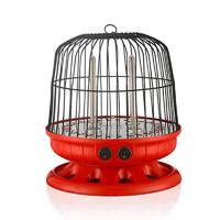 Amoi 夏新 NSB-60 鸟笼取暖器 2档调节 红色标准款