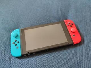 国行勇士 Nintendo Switch