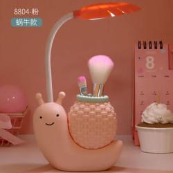 LED台灯护眼灯 粉色蜗牛