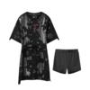 FILA 斐乐 3.1 Phillip Lim系列 女士连衣裙 F11W036109F-BK 正黑色