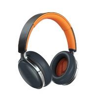 MEIZU 魅族 HD60 头戴式蓝牙耳机 雾银黑 降噪版