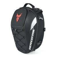 京东PLUS会员:MOTOCENTRIC 摩托车后座头盔包