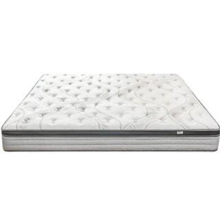 金橡树 床垫 席梦思弹簧床垫1.8 进口乳胶椰棕床垫 独袋静音弹簧软硬两用 面料抑菌 好梦