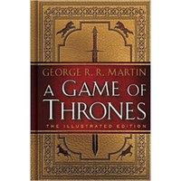 权利的游戏 二十周年插图版 A Game of Thrones: The 20th Anniversary Illustrated Edition 进口原版 热门影视改编