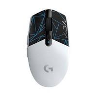 Logitech 罗技 G304 LIGHTSPEED 无线鼠标+K/DA定制大鼠标垫礼盒