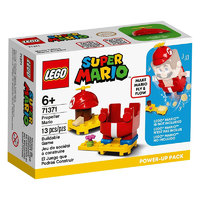 LEGO 乐高 Super Mario超级马力欧系列 71371 螺旋桨马力欧增强包