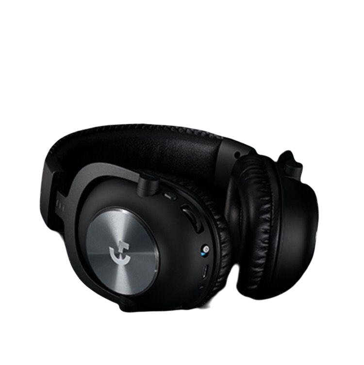 Logitech 罗技 GPX WL 无线游戏耳机 黑色