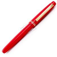 PILOT 百乐 FP-78G 钢笔 EF尖 明尖 红色