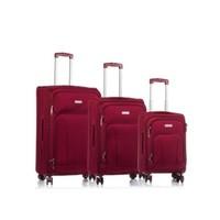 CHAMPS  Traveller Softside Spinner 行李箱三件套