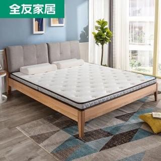 QuanU 全友 105115 3D环保椰棕床垫 1.8m