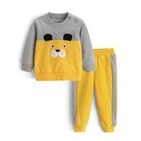 88VIP:Yobeyi 优贝宜 儿童卫衣运动套装 *2件