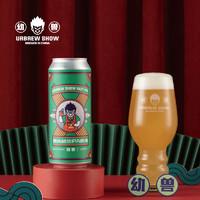 优布劳 幼兽 新英格兰IPA精酿啤酒 500ML*6罐
