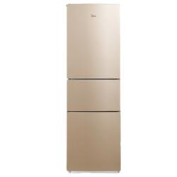 Midea 美的 BCD-215WTM(E) 三门冰箱 215升