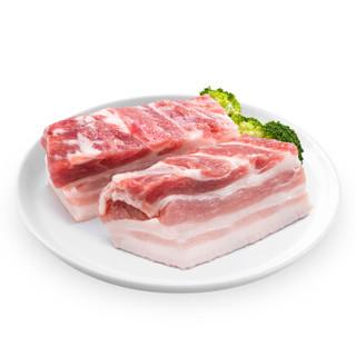 限地区 : GOLDKINN FOODS 高金食品 猪五花肉条 500g *4件