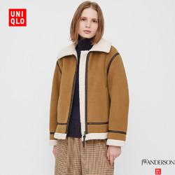 UNIQLO  优衣库 430812 女装摇粒绒外套