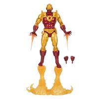 Hasbro 孩之宝  漫威传奇公仔系列 E8708 钢铁侠 6英寸