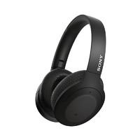 SONY 索尼 WH-H910N 头戴式蓝牙无线耳机 开箱版