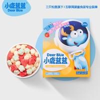 小鹿蓝蓝 婴幼儿益生菌酸奶溶豆辅食 *2件
