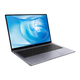 HUAWEI 华为 MateBook 14 2020款 14英寸 笔记本电脑 酷睿i5-10210U 16GB 512GB SSD MX350 灰色