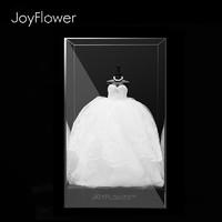 joyflower 七夕情人节 婚纱模型