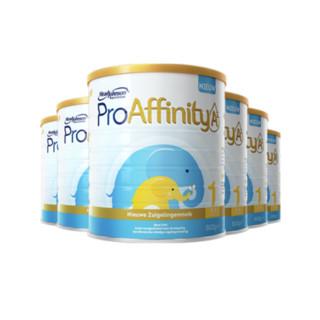 MeadJohnson Nutrition 美赞臣 Proaffinity A2 婴儿配方奶粉 1段 800g*6罐(0-6个月)荷兰版