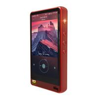 海貝(HiBy)R6 驍龍處理器安卓音樂播放器 DSD256硬解 平衡輸出 HIFI便攜播放器 MP3 鋁合金紅色