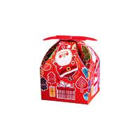 天时吉伽 圣诞节包装手提盒 10个装