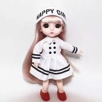 移动专享:KAQIYA 卡奇雅 女童洋娃娃玩具 17cm