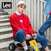Lee L369273QA22J 猪年纪念款 中性卫衣