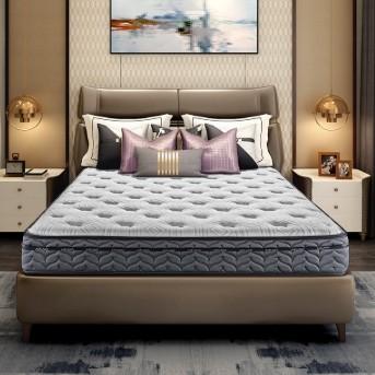 考拉海购黑卡会员:AIRLAND 雅兰 威斯汀酒店护脊版 弹簧乳胶床垫 180*200*22cm