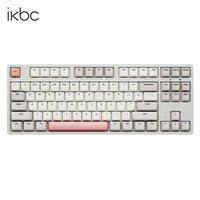 ikbc C200 87键 机械键盘 Cherry轴 工业灰