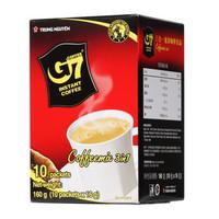G7 三合一速溶咖啡 160g *6件