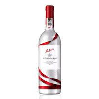 奔富(Penfolds )蔻兰山/寇兰山设拉子赤霞珠葡萄酒红酒干红新版炫银版 澳大利亚进口 750ml