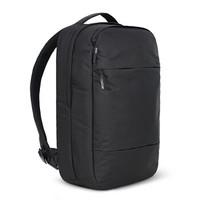 Incase City系列苹果电脑包  13.3 16英寸MacBookAir Pro通勤双肩背包 标准版-酷黑钻石纹-16英寸 Compact系列