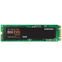 SAMSUNG 三星 860 EVO M.2 固态硬盘 250GB