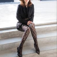 LOVEBOX 繁花系列 T190089 女士连裤袜 2双装